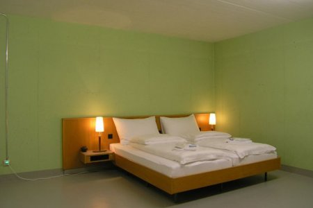 How Would You Like to Sleep in a Nuclear Bunker?