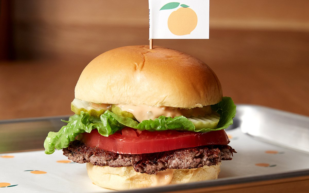 "The ""Bleeding"" Miracle Veggie Burger Is Now Available"