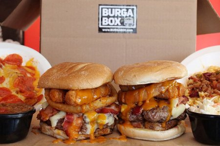 Burger Meal Delivery Kit, Where Have You Been All Our Lives?