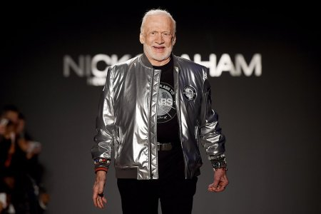 Buzz Aldrin and Bill Nye Just Walked the Runway at Men's Fashion Week