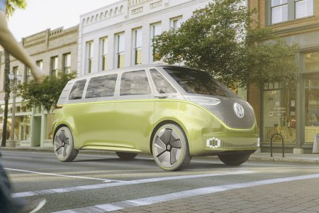 VW's All-Electric Bus Has a Release Date, Tons of AI Capabilities