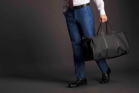 This Travel Bag Has a Pretty Dastardly Trick Up Its Sleeve