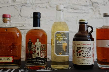 Five Local Bottles to Elevate Your Home Bar