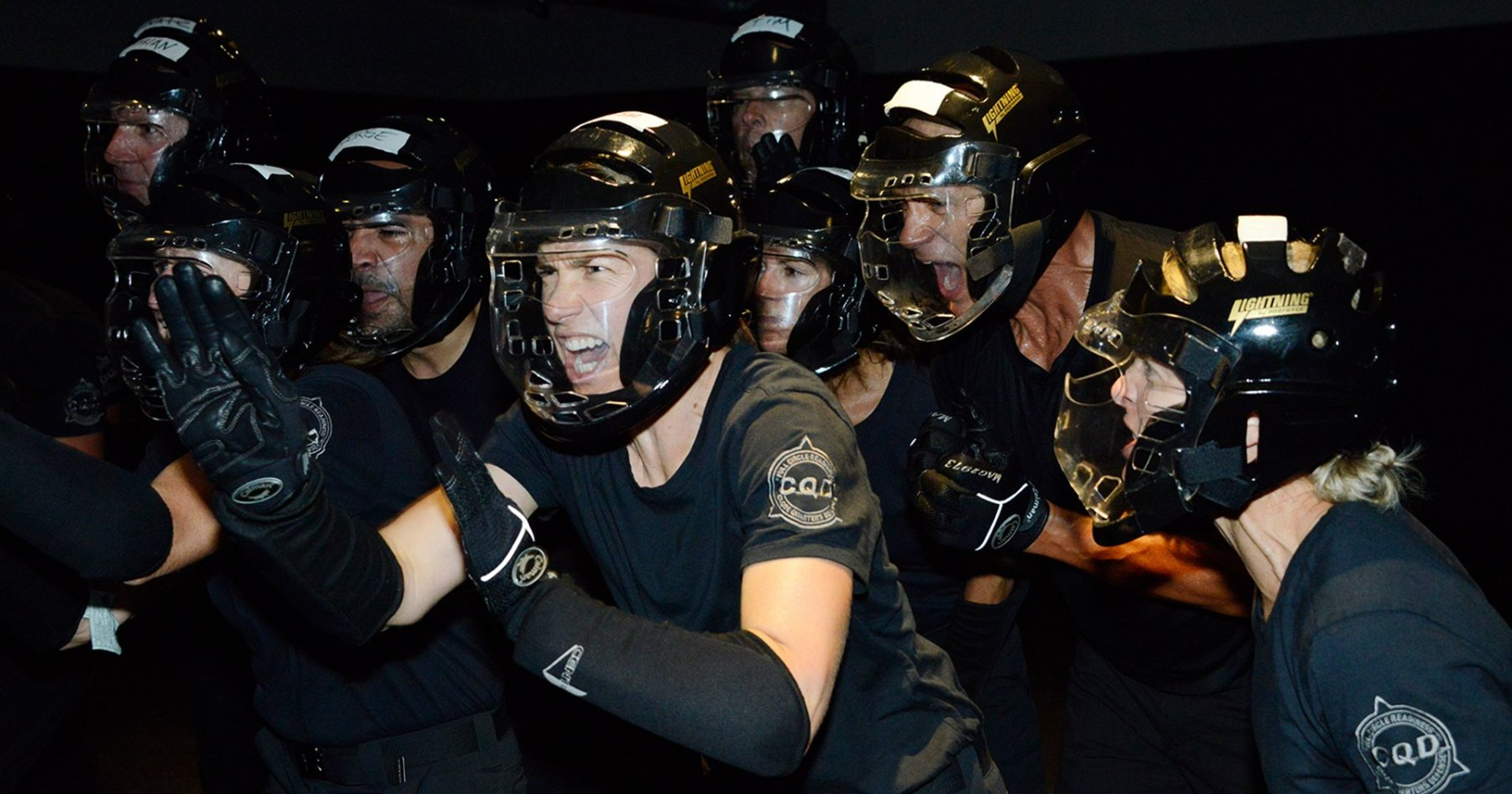 Is a Navy SEAL Defense Course the Answer to Police Violence in America?