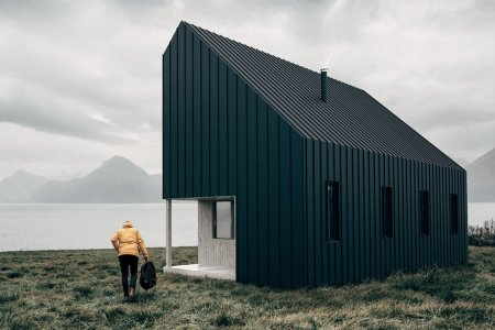 This Flat-Pack Cabin Can Be Erected, Well, Anywhere You Can Schlep It
