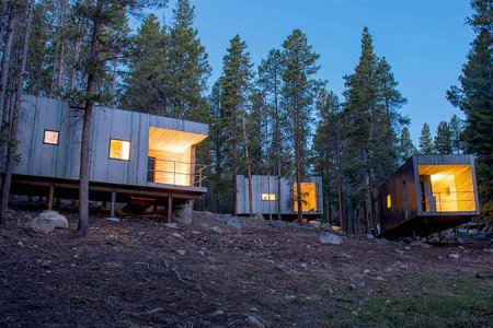 These Micro Cabins in the Woods Beckon, Will You Listen?