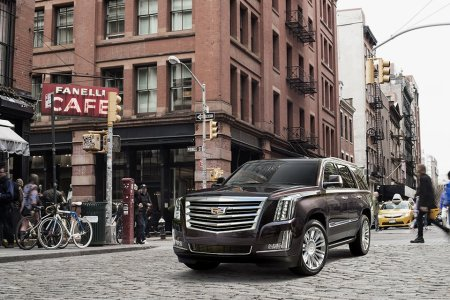 NYC Has a Fleet of Shiny New Cadillacs Available On-Demand