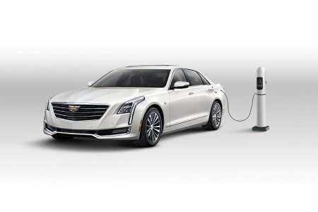 Cadillac Has a 400-Mile-Range Hybrid in the Pipeline