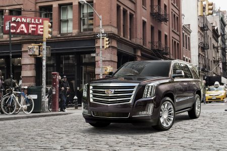 NYC Has a Fleet of Shiny New Cadillacs Available On-Demand