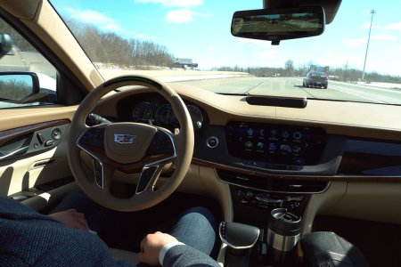 Cadillac's 'Super Cruise' Is Hands-Free Driving for People Who Love Hands-On Driving