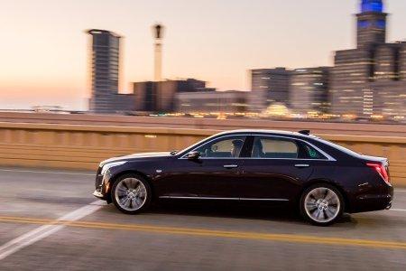 The Cadillac SuperCruise Is a Sneak Peek at Our Autonomous Future