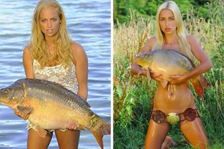 Germany's Annual Sexy Carp Calendar Is the Only Reason to Look Forward to 2017
