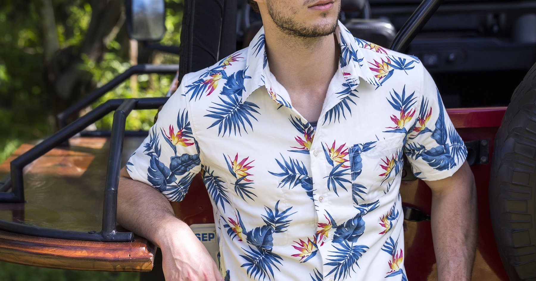 Say Hello to Your New Pool Party Shirt