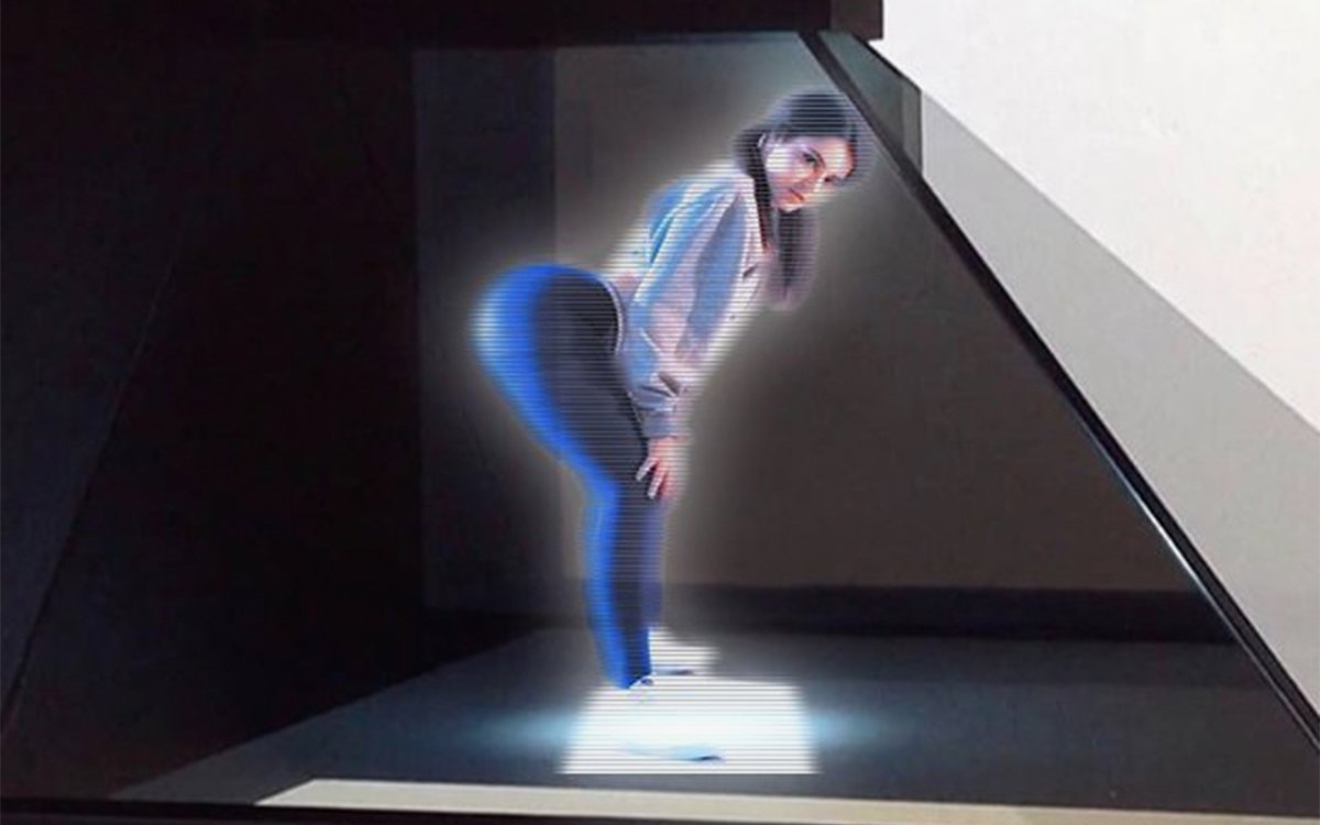 CamSoda Unveils Hologram Porn For Sci-Fi Fans - InsideHook