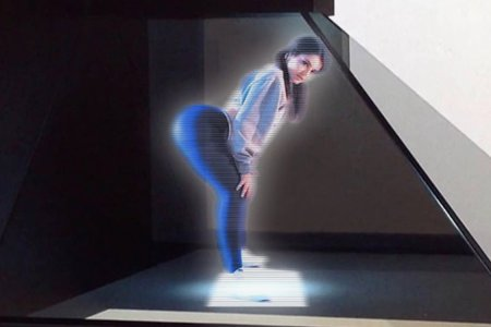 So Live, Interactive Hologram Porn Now Exists