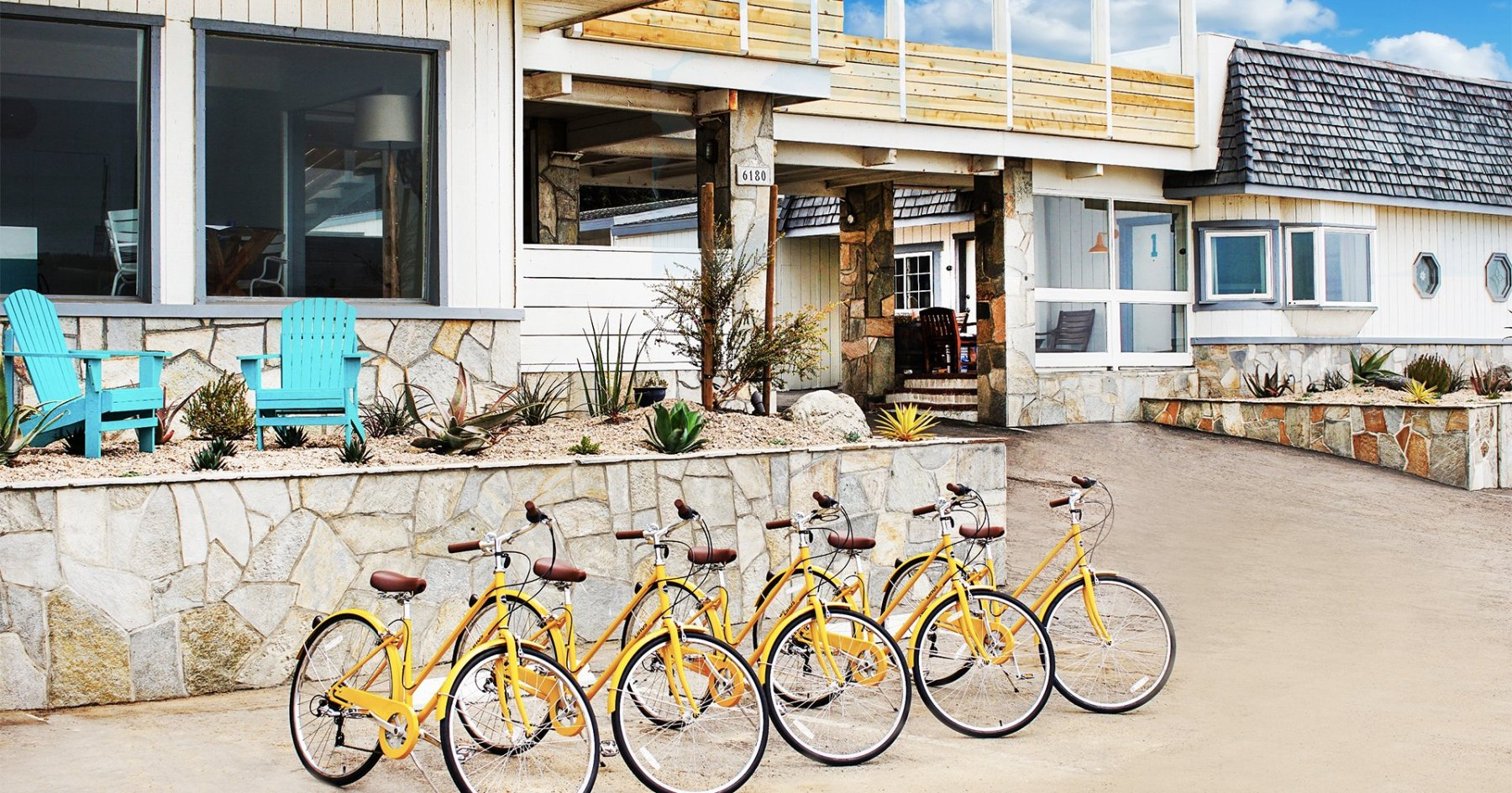 Cambria Beach Lodge Is Your New Adventure Outpost