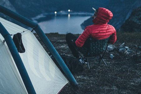 Take a Load Off With This Impossibly Collapsible Camp Chair