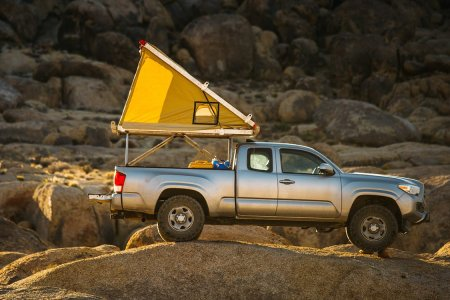 This Ultralight Camper Can Go Places RVs Only Dream About