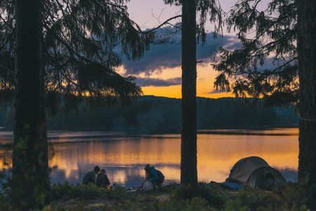 The 15 Best Camping Trips Every Chicagoan Should Have On Their Summer Radar