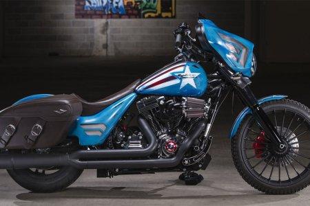 Harley-Davidson and Marvel Are Teaming Up on 27 Custom Superhero Bikes
