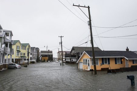 Just a Grim Map of All the US Cities That'll Soon Be Flooded by Rising Tides