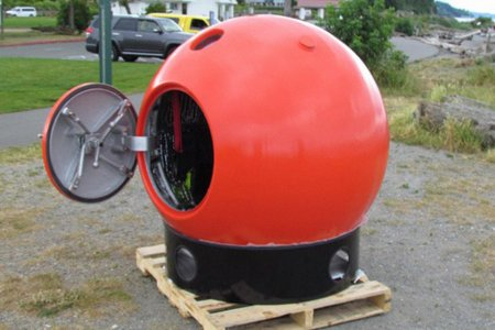 This Floating Red Ball Can Save You From a Natural Disaster