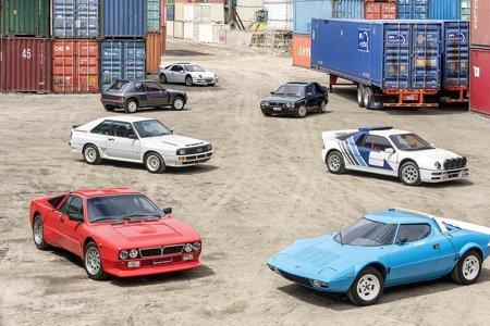 Rally Cars, Get Yer Rally Cars Here!