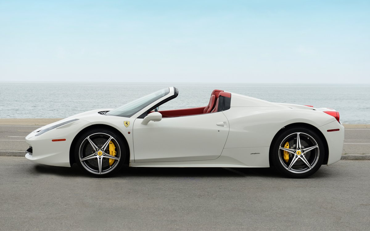 Want to Rent the Most Beautiful Cars on the Planet? Try This.
