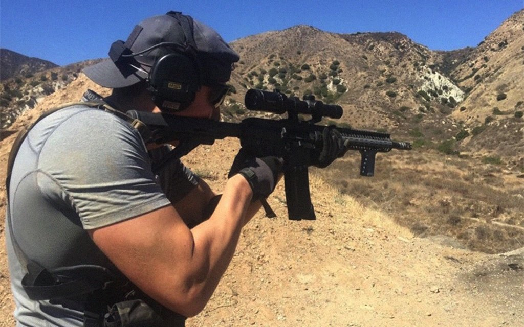 How to Shoot Like Navy Seal Team 6 - InsideHook