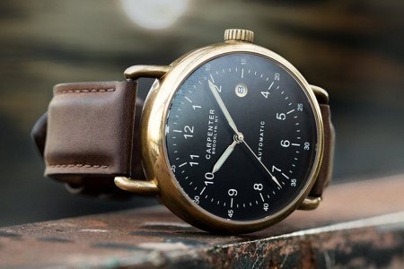 This Brooklyn-Bred Watch Is Your Next Family Heirloom