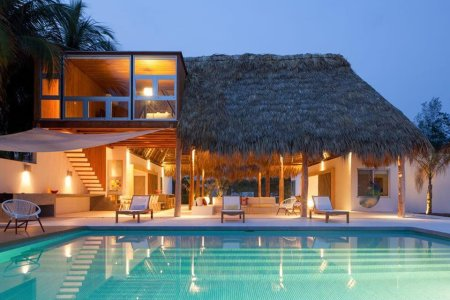 The Best Thing About This Beach House? The Lack of House.