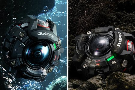 Casio's New Action Camera Looks Like a G-Shock on Steroids