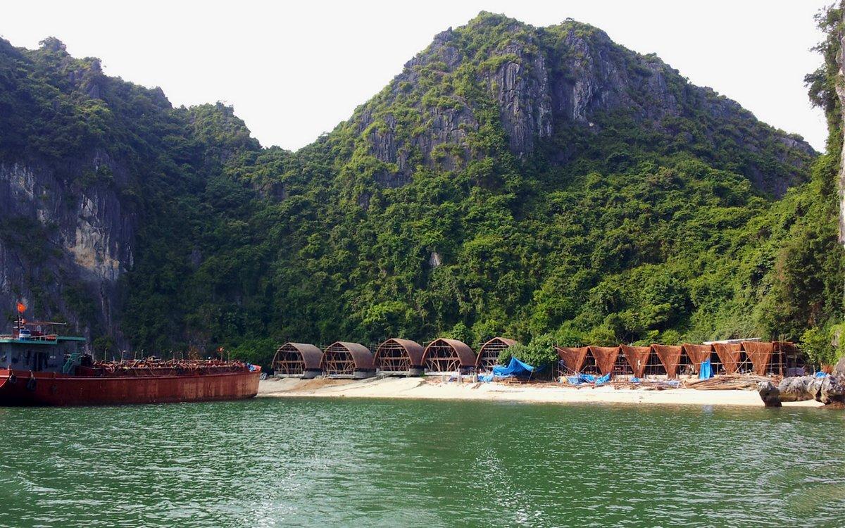 Vietnam's 'Castaway' Resort Looks a Bit Nicer Than the Movie