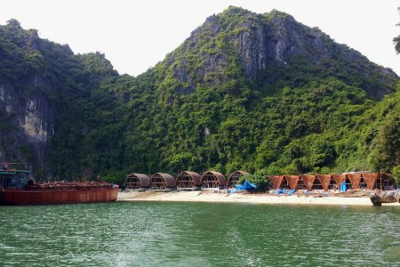 Vietnam's 'Castaway' Resort Looks a Bit Nicer Than the Movie