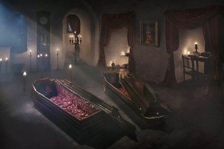 Dracula's Castle Is Taking Visitors. How Quaint.