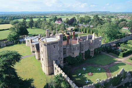 Henry the VIII's Honeymoon Castle Is on the Market