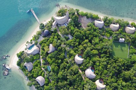 Here's a Private Island in the Middle of Nowhere You Will Like