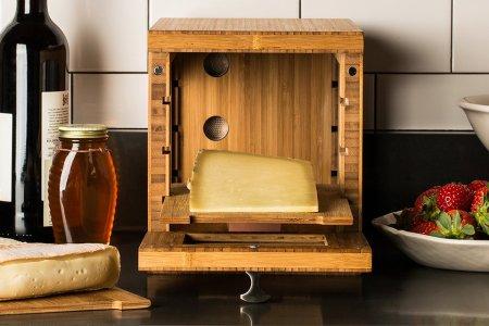 A Cigar Humidor for Cheese, Basically