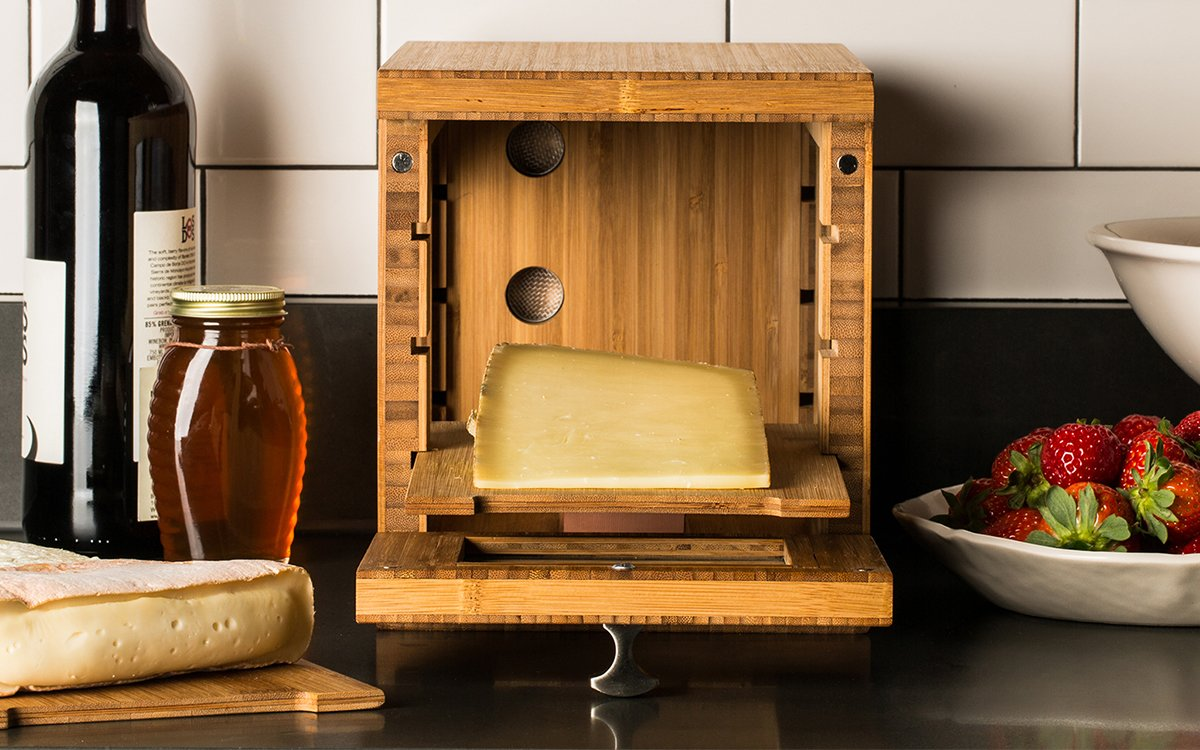 A Cigar Humidor for Cheese, Basically