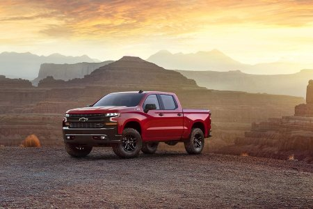 The 2018 Silverado Was Built for Old-School Truck Lovers