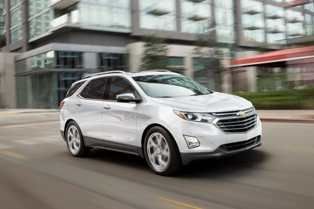 An Honest Review: The 2018 Chevy Equinox