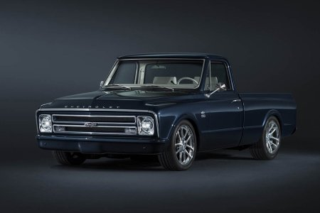 Chevy Celebrates 100 Years With the Prettiest Pickup of the Century
