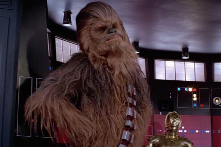 Put Chewbacca Singing 'Silent Night' on Repeat From Now Until Xmas