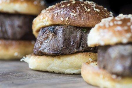 The Book of Sandwich: Steak