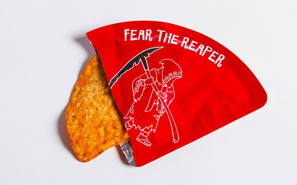 The World's Hottest Tortilla Chip Has Arrived