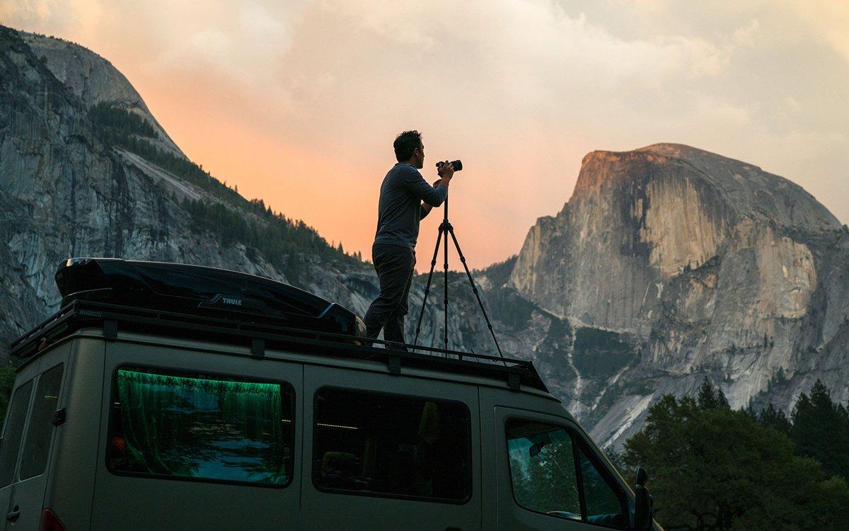 Chris Burkard's Adventure Van Is the Mystery Machine on Adrenaline