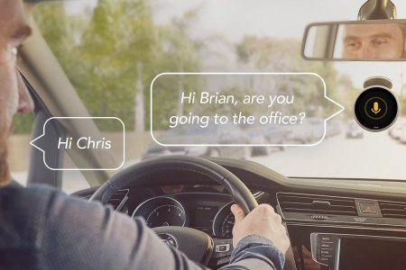 A Smart Driving Gadget That Knows When to Shut Up