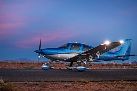 The Cirrus G6: So Easy a Caveman Could Fly It