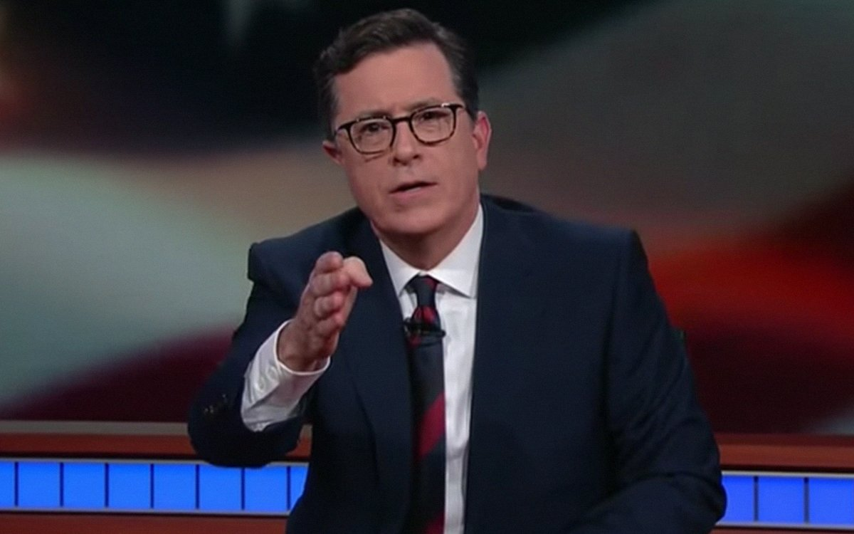 15 Things All Americans Can Still Agree on, According to Stephen Colbert
