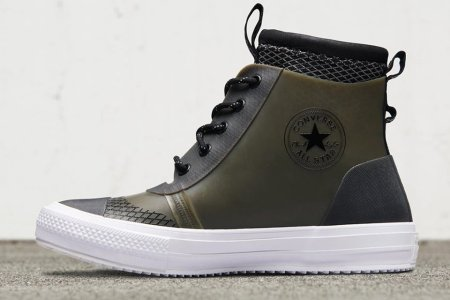 Converse's New Sneaker Boot Has Plans to Kick Winter's Teeth In